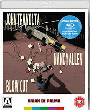 BLOW OUT - BLU-RAY - REGION B UK