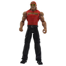 WWE Hulk Hogan Red Costume Sports Action Figures Toy