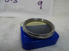 Voigtlander 301 41 304/41  40.5MM AR 1.5 x G LW - 0.5 FILTER WITH CASE