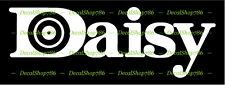 Daisy Airguns/Rifles - Outdoor Sports/Hunting- Vinyl Die-Cut Peel N' Stick Decal