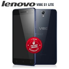 New Unlocked LENOVO Vibe S1 Lite Blue 13MP Camera Octa Core Android Cell Phone