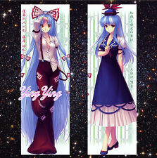 Touhou Project Fujiwara no Mokou Anime Dakimakura Hugging Body Pillow Case #JH40