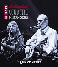 Aquostic! Live At The Roundhouse von Status Quo (2015), Neu OVP, Blu-ray Disc !!