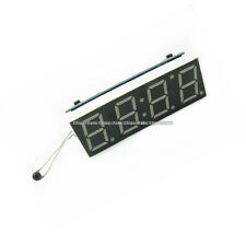 Car LED Digital tube Clock Voltage Detector Temperature Detection Module