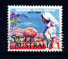 """AUSTRALIA - 1962 - 50° anniversario della """"Australian Inland Mission"""" fondata da"""