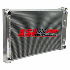 PRO 3 Row Aluminum RACING Radiator For 1976-1980 Chevy Suburban HIGH PERFORMANCE