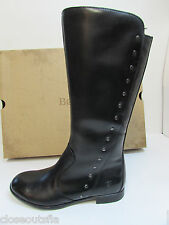 Born Size 6 M Amila Black Leather Boots New Womens Shoes