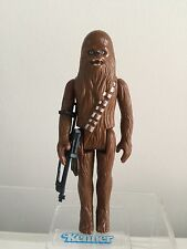 Star Wars Vintage Chewbacca 100% Original Kenner Tight Limbs First 12 Minty 1977