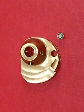 Lambretta All Series 3 LI SX TV GP Brass Quick Fast Action Throttle Pulley
