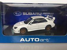 1:43 AUTOart Subaru Impreza WRX Sti 2006 58682