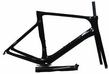 CRANE 2  Full Carbon Frame Set 700C Aero Road Bike Frame  BB86 UD GLOSSY