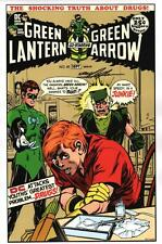 Neal Adams SIGNED Green Lantern #85 Arrow Drug Cover Art Print