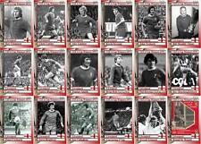 Liverpool 1973 UEFA Cup winners football trading cards
