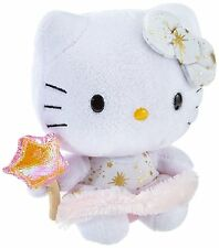 Ty Beanie Baby Hello Kitty Plush - Gold Angel. Best Price, toy, doll, gift, art