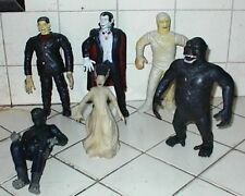 (6) Universal Monsters:  Frankenstein, Dracula, Mummy, WolfMan, Bride, +KingKong