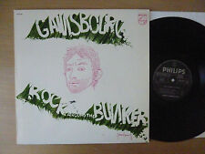 Serge Gainsbourg ‎– Rock Around The Bunker, original, France 1975, LP, Vinyl: m-