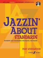 "Faber Edition "" Jazzin  About""  Favorite Jazz Standards for piano"