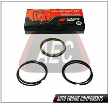 Piston Ring Set Fits Honda Civic CRX Del Sol 1.5 1.6 L D15Z1 D15B6  #E4690