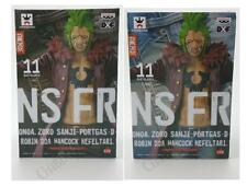 One Piece Master Stars Jeans Freak Vol 11 Bartolomeo A & B Figures Banpresto