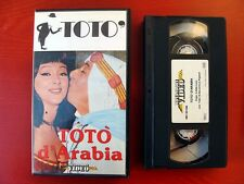 VHS.07) TOTò D'ARABIA - MONDADORI VIDEO