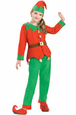 SIMPLY ELF CHILDREN'S UNISEX CHRISTMAS HOLIDAY COSTUME ONE SIZE (8-12)
