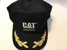 CAT Caterpillar Diesel Power Snapback Hat Cap