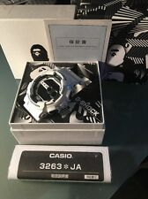 G-Shock Bape A Bathing Ape Collaboration Limited GD-100