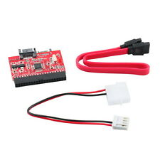NEW IDE HDD to SATA Serial ATA Converter Adapter EV
