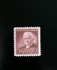 1954 3c Eastman Kodak Company, George Eastman Scott 1062 Mint F/VF NH