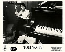"Tom Waits 10"" x 8"" Photograph no 1"