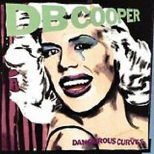 D.B. Cooper - Dangerous Curves -  New Factory Sealed CD
