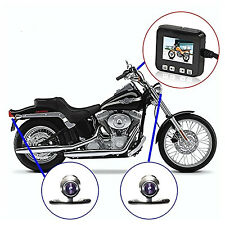 Sykik C6 Motorcycle Biker Action Video Camera Set w/ DVR + 2 HD 720p Cameras