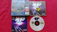 True PINBALL Caja Grande Original Black Label PLAYSTATION PS1 PS2 PAL