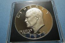 """S-PROOF   1978S  EISENHOWER DOLLAR/LIBERTY BELL """"S-PROOF""""Uncirculated COIN #3"""