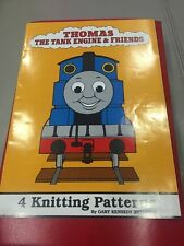 Thomas The Tank Engine & Friends 4 Knitting Pattern By Gary Kennedy