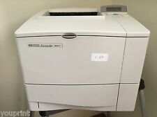 HP LaserJet 4000N Workgroup Network Laser Printer C4125A 008869819917