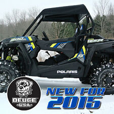 Deuce USA Polaris 2016-2015 RZR S 900, 900XC,S900 EPS Soft Top  Ballistic Nylon