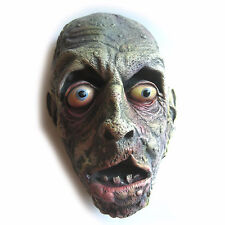 Lifesize Severed Rotting Zombie Head Haunted House Halloween Party Prop 11""