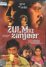 ZULM KI ZANJEER - RAJNIKANTH - SRI DEVI - NEW BOLLYWOOD DVD - FREE UK POST