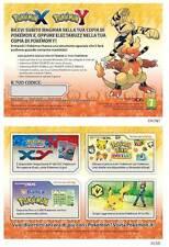Pokemon X Y / ORAS - Electabuzz + Magmar Event