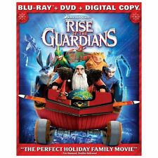 **NEW** Rise of the Guardians (Blu-ray/DVD, 2013, Digital Copy; UltraViolet)
