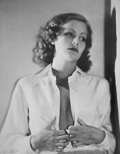 Greta Garbo UNSIGNED photo - D1215 - Ninotchka, Queen Christina & Wild Orchids