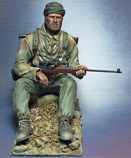 1/9 resin figure kit SAS sniper Operation Jaguar Oman 1972