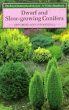 Dwarf and Slow-Growing Conifers (Wisley Handbook)-ExLibrary