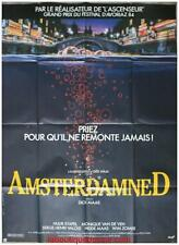 AMSTERDAMNED Affiche Cinéma ORIGINALE / Movie Poster DICK MAAS