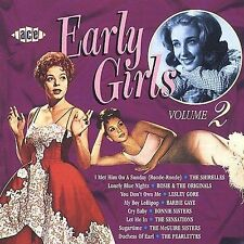 Early Girls, Vol. 2 by Various Artists (CD, Jul-1997, Ace (Label))