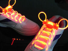 3 Modes LED Shoelace Flash Light Up Waterproof Glow Stick Shoestring Party Lamp