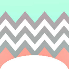 20 water slide nail art coral mint gray french tip decalsTrending
