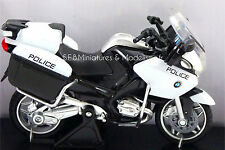 MOTO BMW R 1200 POLICE  1/18 NEW RAY