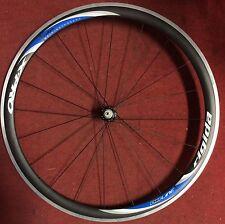Ruota anteriore bici Rigida X-Pro line carbonio copertoncino 40 bike front wheel